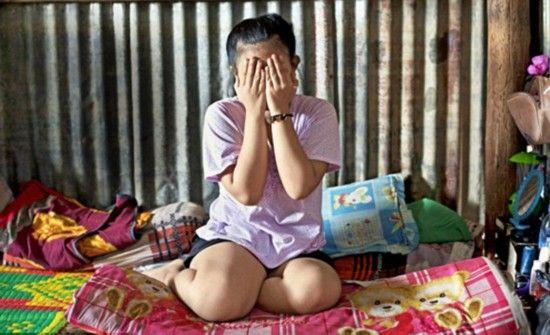 柬埔寨少女被父母卖贞洁