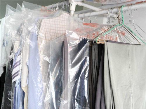 remove plastic bags