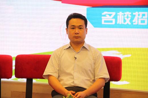 上海交通大学招办主任郑益慧做客新浪