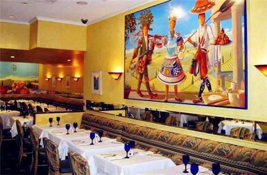 美国总统们最爱的那些餐厅