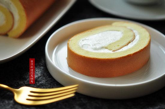 绝对让你大呼惊叹的日式棉花蛋糕卷
