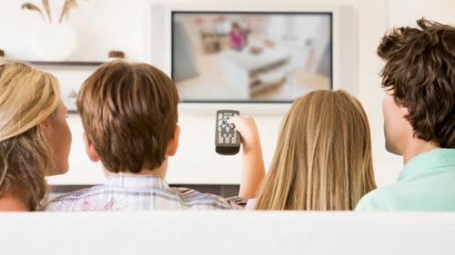 看电视时必备的十句口语