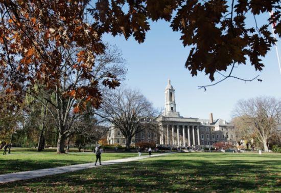 第3位:宾夕法尼亚州 平均学费:13,246美元