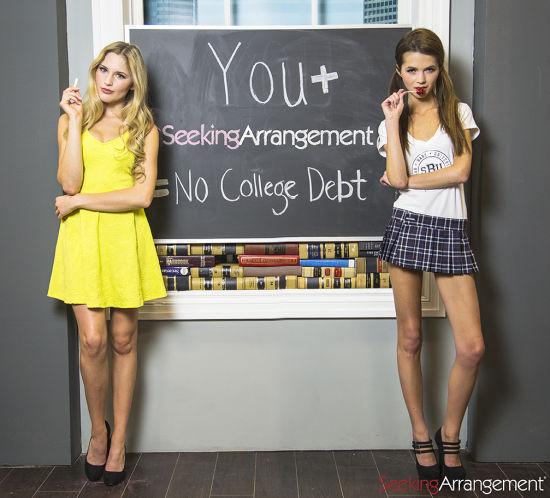 """学费涨,就业难,更多美国大学生加入""""找糖爹""""大军"""