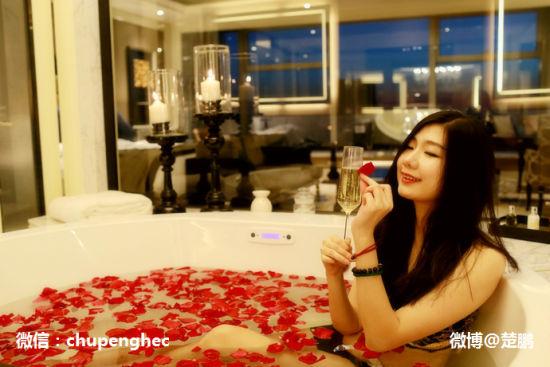 探秘中国唯一一家六星钻酒店