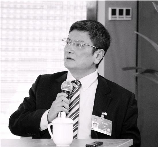 全国人大代表、贵州大学校长郑强