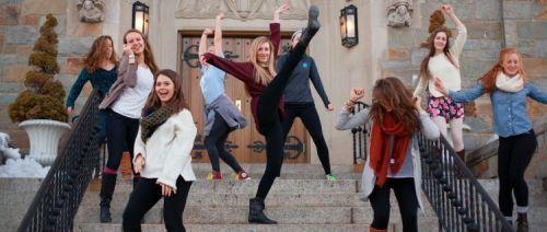 美国之大学生心情最愉快的大学排名