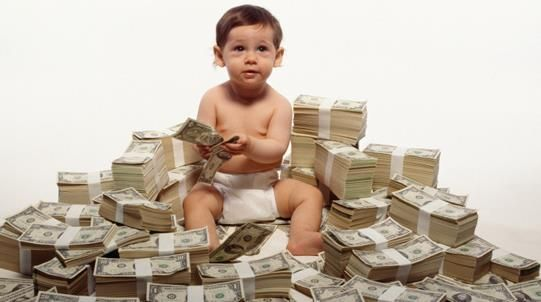 在美国养一个孩子到18岁要花约24万美元