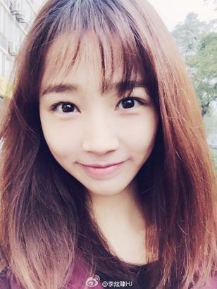 韩国甜美雪糕妹妹称没整容没人追