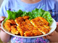 健康少油版咖喱大鸡排