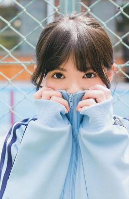 日本17岁女生4000年难遇被赞神女(组图)