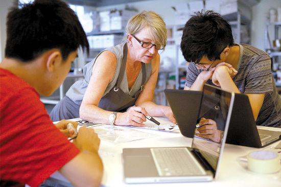 美高高考教育更关乎的是学生的兴趣与发展-美国高中网