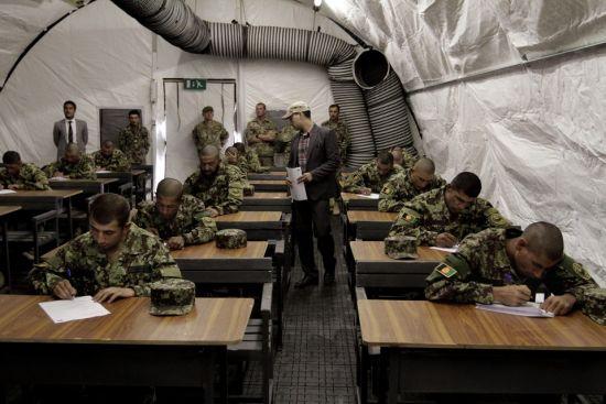阿富汗陆军学院