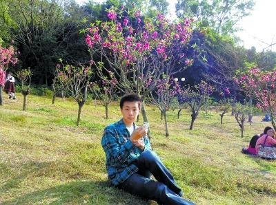 15岁神童姚贝龙