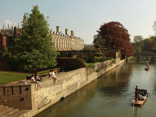 剑桥大学(图片来源于网络)