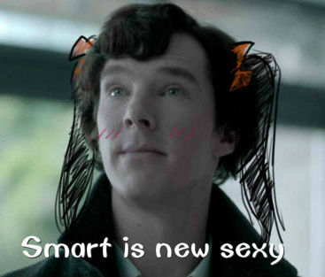 smart is new sexy