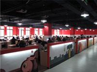 安博数字艺术中心工作区