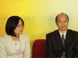 北理MBA中心副主任周毕文及招生主管辛丽春