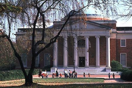 美国23所商学院全接触:北卡罗来纳大学(组图)