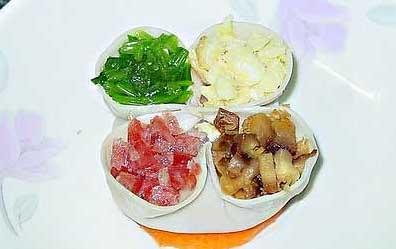 各式各样的外国饺子:意大利饺子