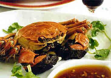 莲花深处:泰国稀奇古怪的生拌螃蟹(图)