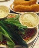 唐人街的中国美食
