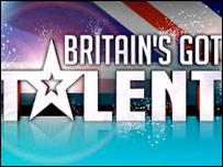 Britain's Got Talent logo - copyright of ITV Publicity