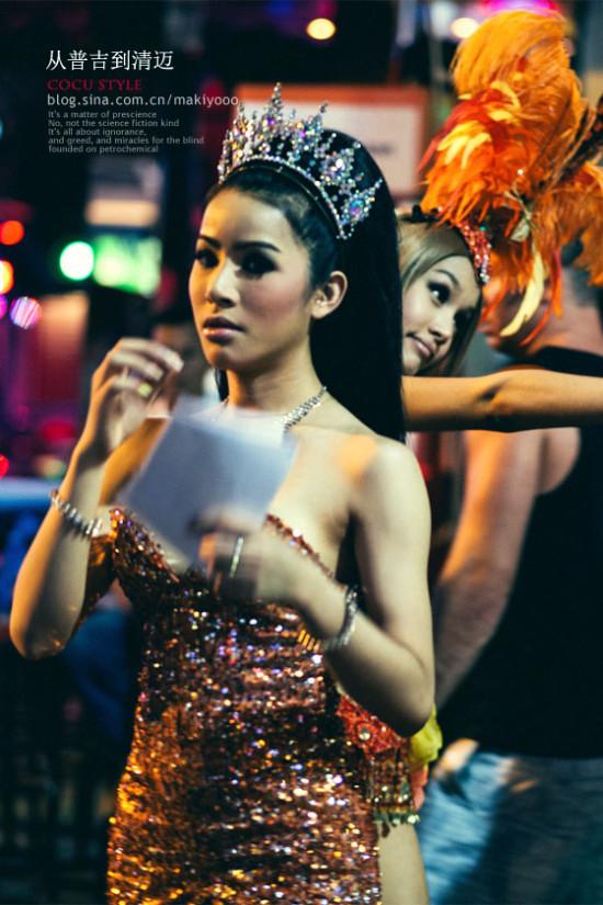 你不能拒绝的被热辣性感围绕的泰国夜生活