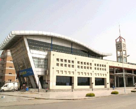 河南工业大学(点击图片查看下一大学) 图片来源:学校网站-洛阳工