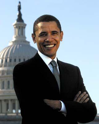 奥巴马:白宫我来了(组图)