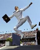 搞笑:毕业典礼上的疯狂学生(组图)