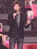 最受欢迎唱作歌手(铜奖)-邓建泓