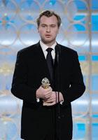 已故影星希斯-莱杰<br>凭《蝙蝠侠6》<br>获最佳男配角奖,诺兰代领
