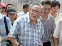 参加桂林中学校庆(2005年)