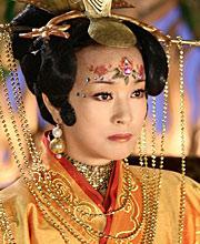 刘晓庆饰演王母娘娘