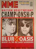 Oasis VS Blur