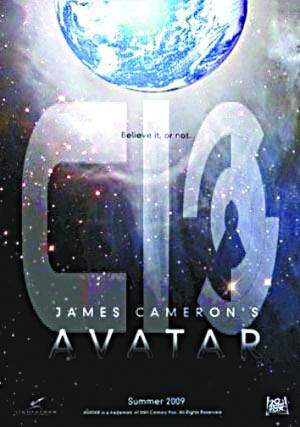 卡梅隆公布《天神》细节影片将于12月上映(图)