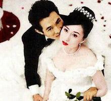 李连杰结婚照