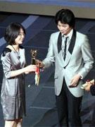 卢炯羽获颁最佳音乐奖