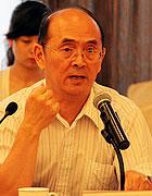 党史研究会秘书长刘益涛