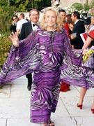 玛塔紫色蝙蝠衫炫目