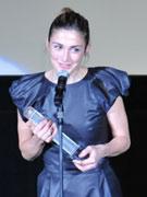 茱莉-嘉叶凭《八次为限》获最佳女主角奖