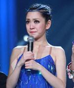杨千霈泪眼婆娑