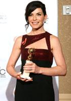 朱丽安娜-玛格丽丝凭《傲骨贤妻》获最佳电视剧女主角