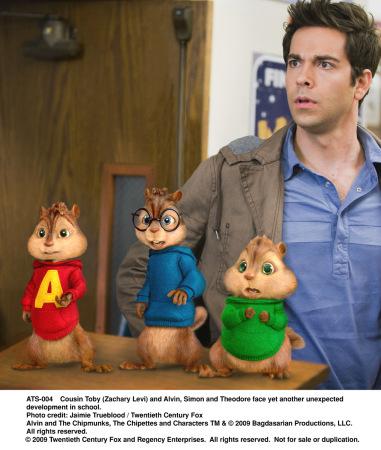 《鼠来宝2》8日上映上演靓鼠版SingleLadies
