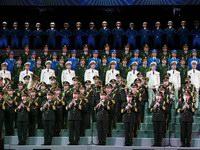 《当代革命军人核心价值观之歌》