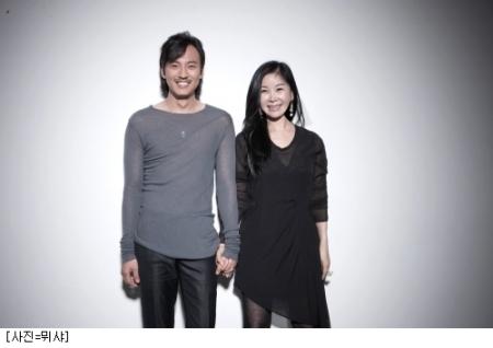 金南吉携手著名首饰设计师 制作情侣项链(图)图片