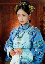 佟丽娅饰演素言