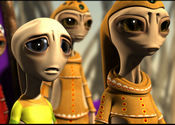 塔拉星球居民