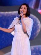 白雪白裙素雅